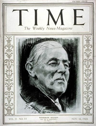 The Forgotten Tyrant: Woodrow Wilson